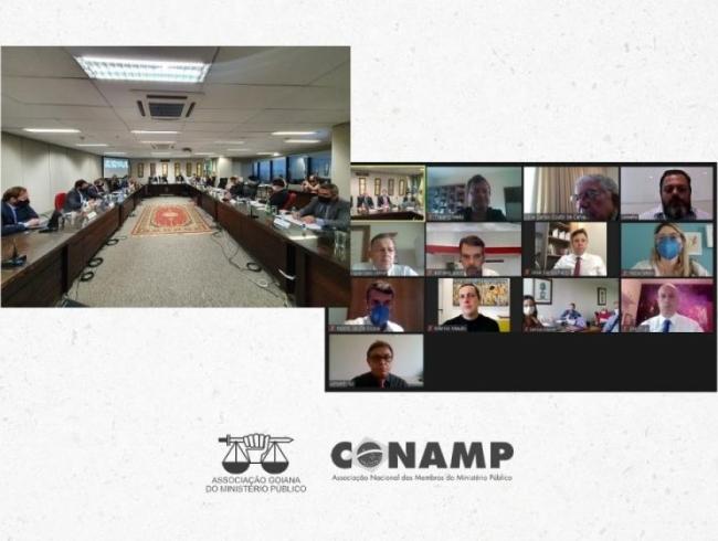 Conselho deliberativo da CONAMP discute PEC emergencial