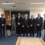 Novo Procurador-Geral da República recebe representantes da Frentas