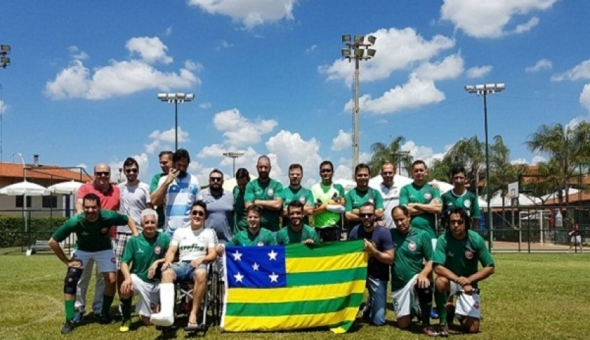AGMP é vice-campeã da IV Copa Centro-Oeste de Futebol Society do MP