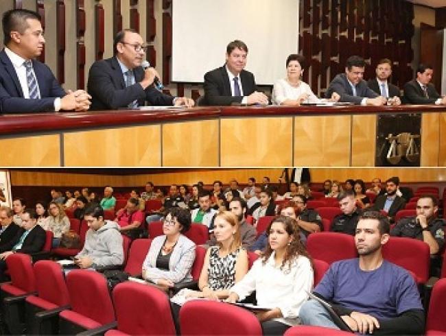 AGMP sedia curso sobre desaparecimento de pessoas