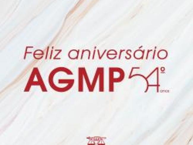 Aniversário de 54 anos da AGMP