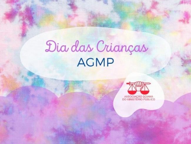 Dia das Crianças - AGMP presenteará os pequenos no próximo dia 17