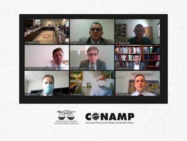 Conselho Deliberativo da CONAMP planeja atividades para 2021