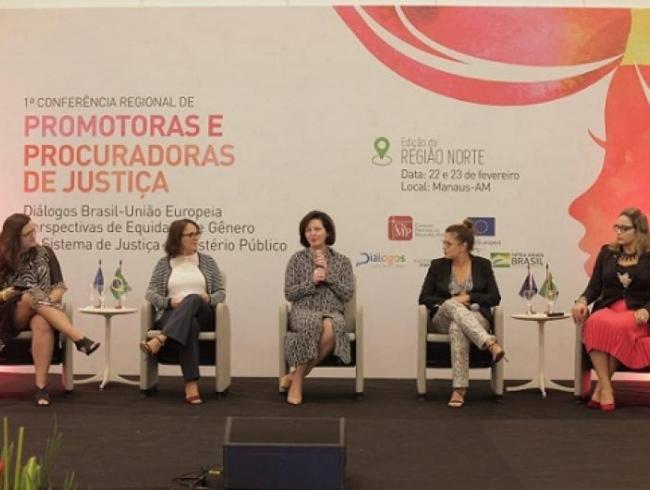 Conferência discute propostas para promoção da equidade de gênero no MP