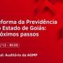 Abertas as inscrições para o Seminário sobre a Reforma da Previdência