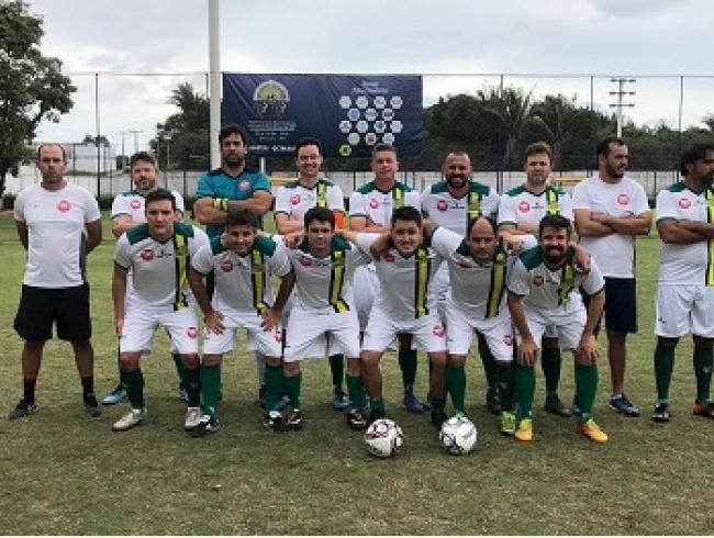 Time de Goiás fica em segundo lugar no Torneio Nacional de Futebol Society do MP