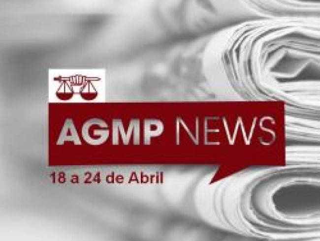 AGMPNews - Veja as principais ações dos colegas do MP-GO, na última semana.