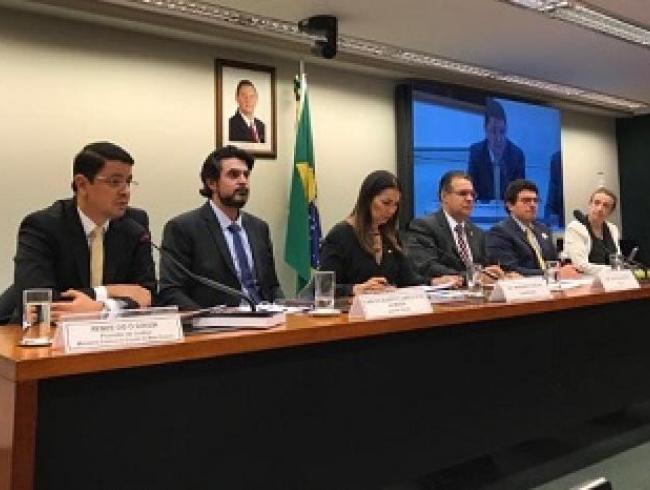 CONAMP participa de audiência pública do grupo de trabalho sobre legislação penal da Câmara