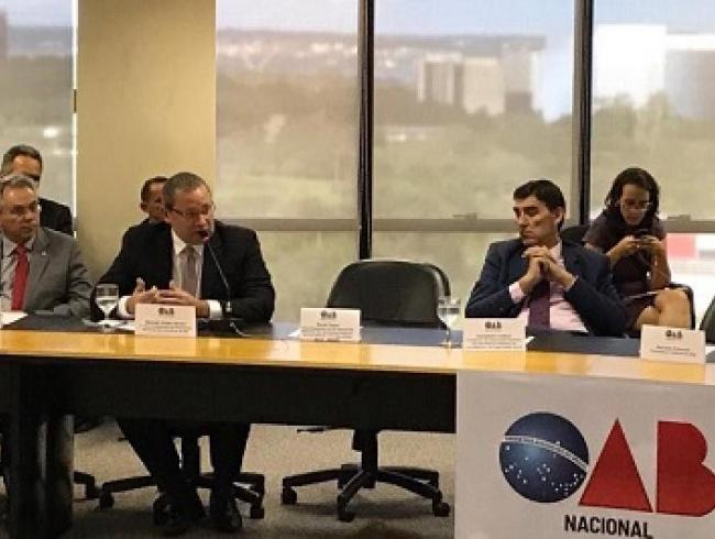 CONAMP participa de debate da OAB sobre a MP 873/2019