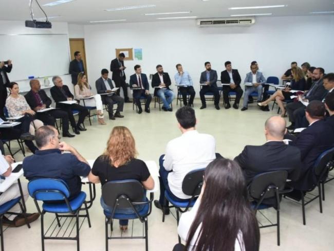 Reforma da Previdência: Entidades de servidores públicos apresentam reivindicações a deputados estaduais