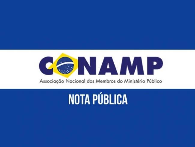 CONAMP se solidariza com vítimas e apoia os membros do MP do meio ambiente na investigação do acidente em Brumadinho