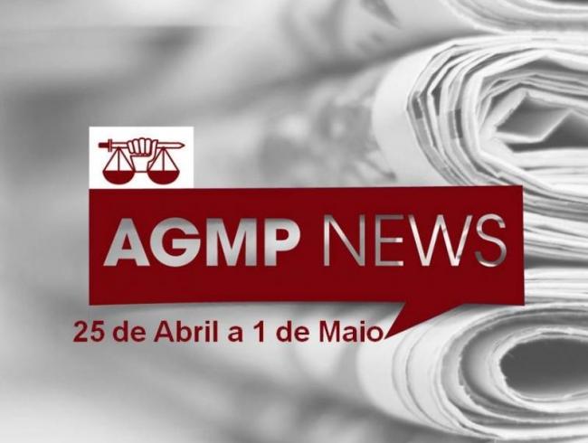 AGMPNews - Veja as principais ações dos associados da AGMP, na última semana.