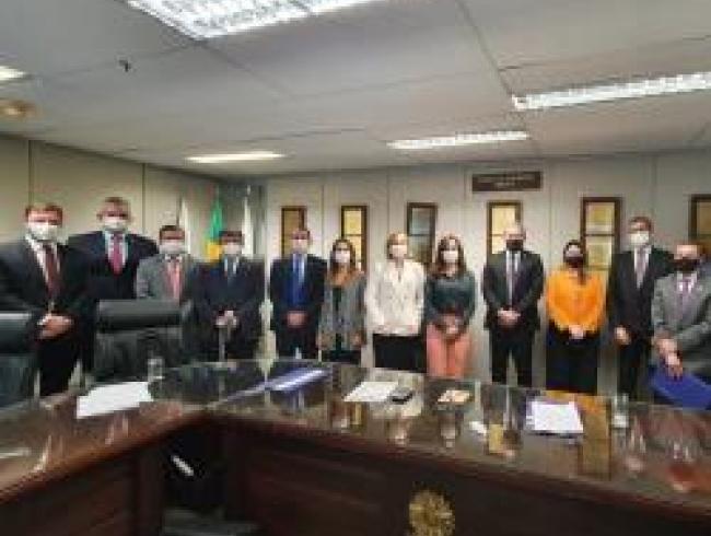 Presidente da AGMP participa da XII Reunião Ordinária do Conselho Deliberativo da Conamp