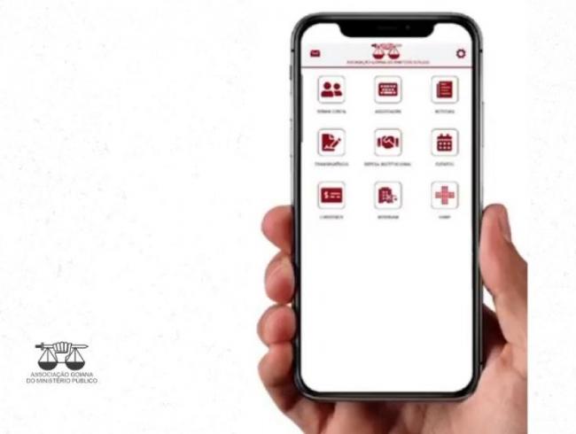 Aplicativo da AGMP traz funcionalidade do site para o seu celular