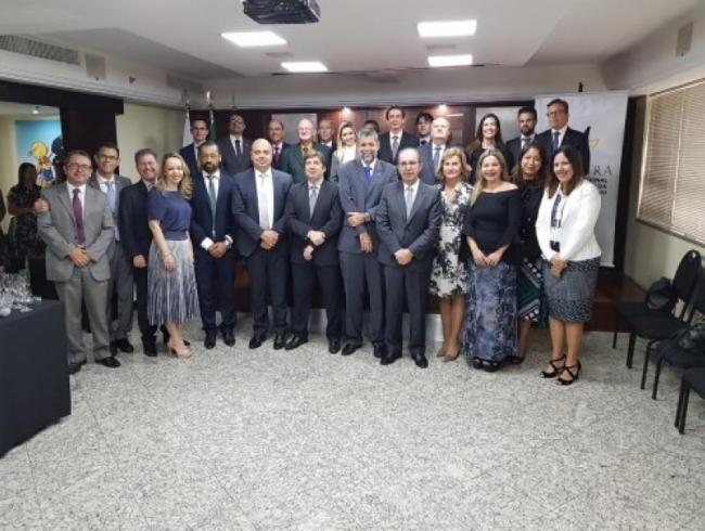 Presidente da Anamatra é o novo coordenador da Frente Associativa da Magistratura e do Ministério Público