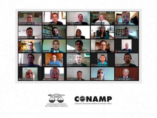 Conselho deliberativo discute atuação quanto a proposições que tramitam no CNMP