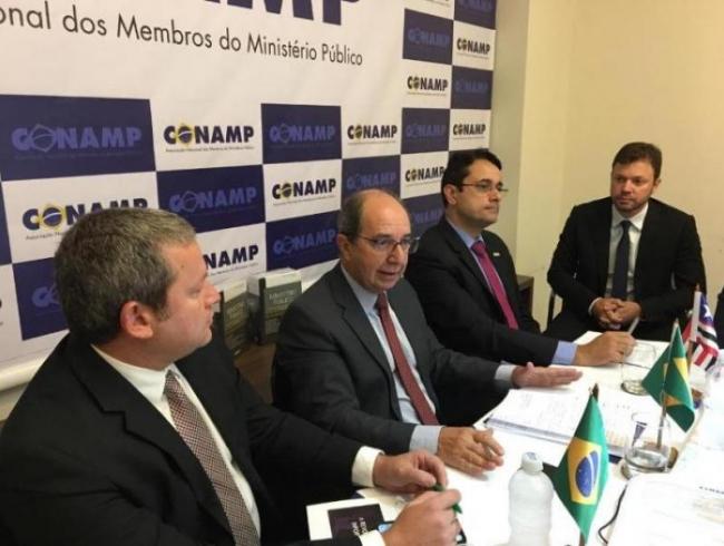 Conselho deliberativo da CONAMP realiza última reunião de 2018