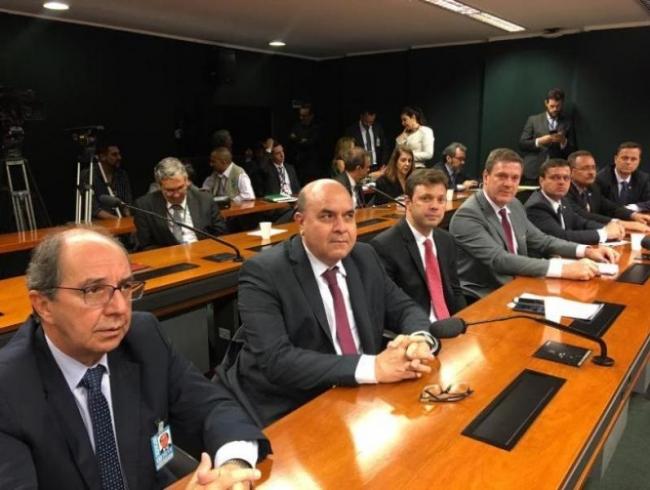 CONAMP acompanha sessão da comissão do extrateto
