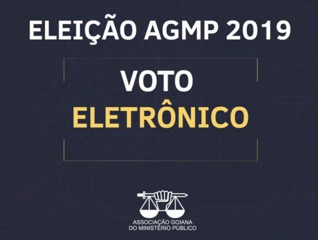 Eleição AGMP: aberto o prazo para os associados optarem pelo voto eletrônico
