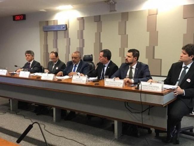 Reforma da previdência: CONAMP participa de audiência pública, reunião de frente parlamentar e acompanha CCJ da Câmara