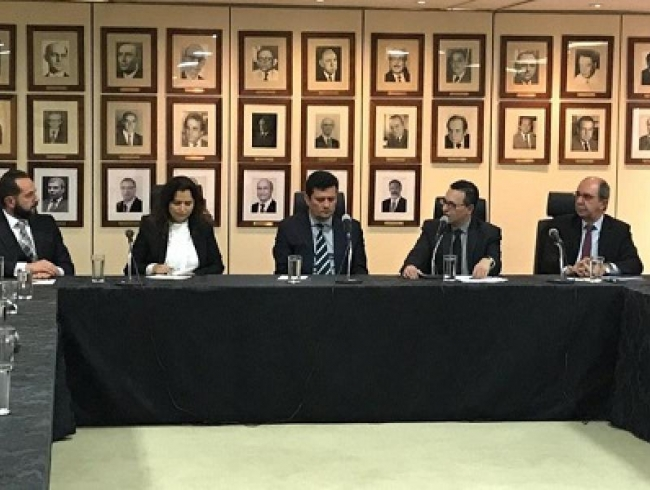 Ministério Público debate abuso de autoridade com ministro Moro