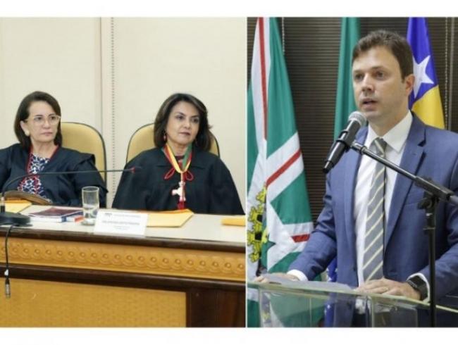 Presidente da AGMP acompanha posse do novo corregedor-geral e conselheiros do CSMP