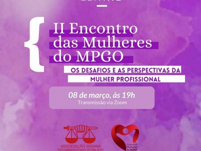 II Encontro das Mulheres do MP-GO