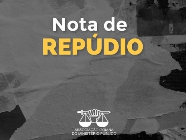 NOTA DE REPÚDIO - 15/03/2019