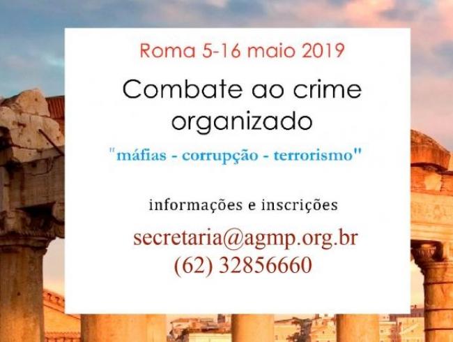 Convênio garante vagas exclusivas para curso internacional de combate ao crime organizado
