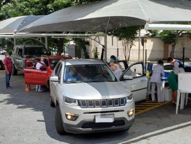 Campanha de vacinação da AGMP já imunizou mais de 700 associados