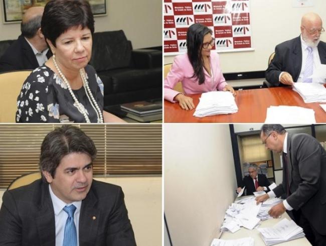 Ivana Farina e Lauro Machado serão os indicados do MP-GO ao CNJ e CNMP