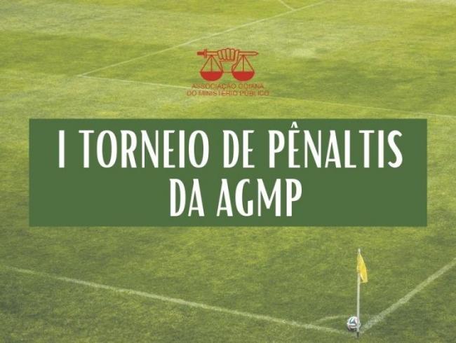 AGMP promove seu I Torneio de Pênaltis