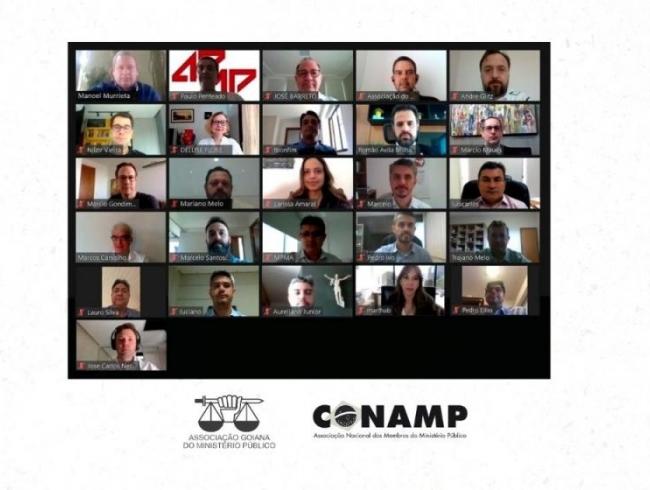 CONAMP elabora minuta de projeto de lei em reconhecimento à atividade de risco de Procuradores e Promotores de Justiça