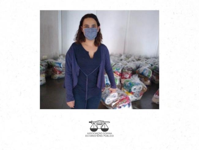 Campanha de arrecadação de alimentos da AGMP doa mais de 250 cestas básicas no mês de julho