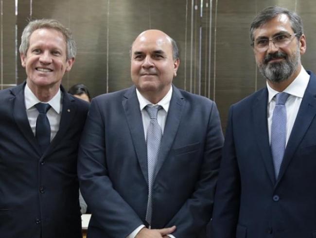 Benedito Torres Neto vence eleição para procurador-geral de Justiça
